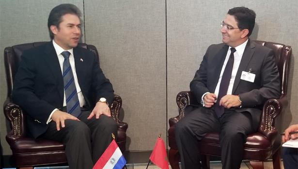 """الباراغواي تجدد تأكيد """"دعمها الكامل"""" للوحدة الترابية للمغرب"""