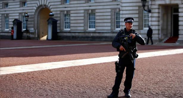 الشرطة البريطانية: رجل تسبب في استنفار أمني بقصر بكنجهام