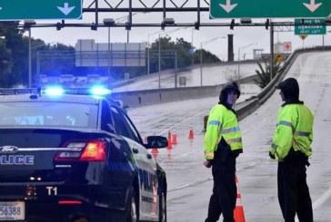 إصابة 5 شرطيين في عملية إطلاق نار