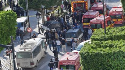 """الرئيس التونسي: """"نأمل ألا يقضي الإرهاب على تونس"""""""