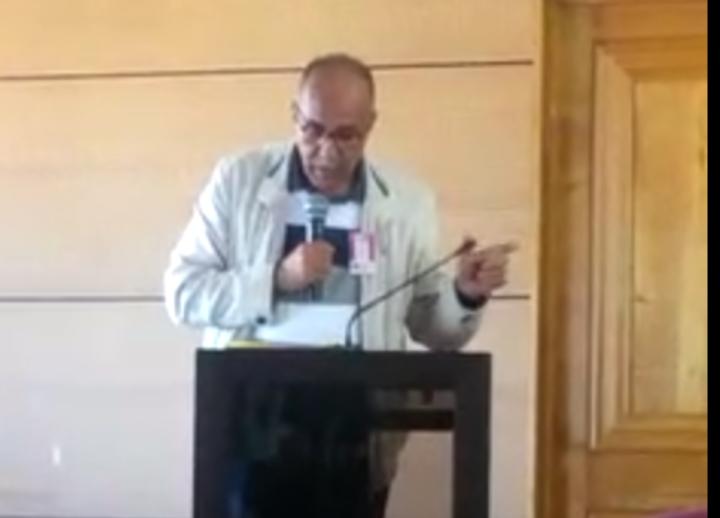 عبد المومني يدافع عن الحماية الاجتماعية من داخل المجلس الوطني لحزب الاتحاد الاشتراكي