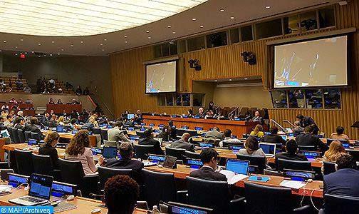 اللجنة الرابعة للجمعية العامة: منظمة غير حكومية دولية تفضح جرائم قادة (البوليساريو)