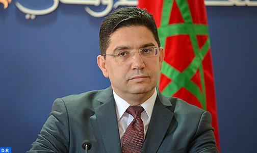 """التصريحات التي نسبتها وسيلة إعلام ناطقة بالعربية لبوريطة """"لا أساس لها من الصحة"""""""