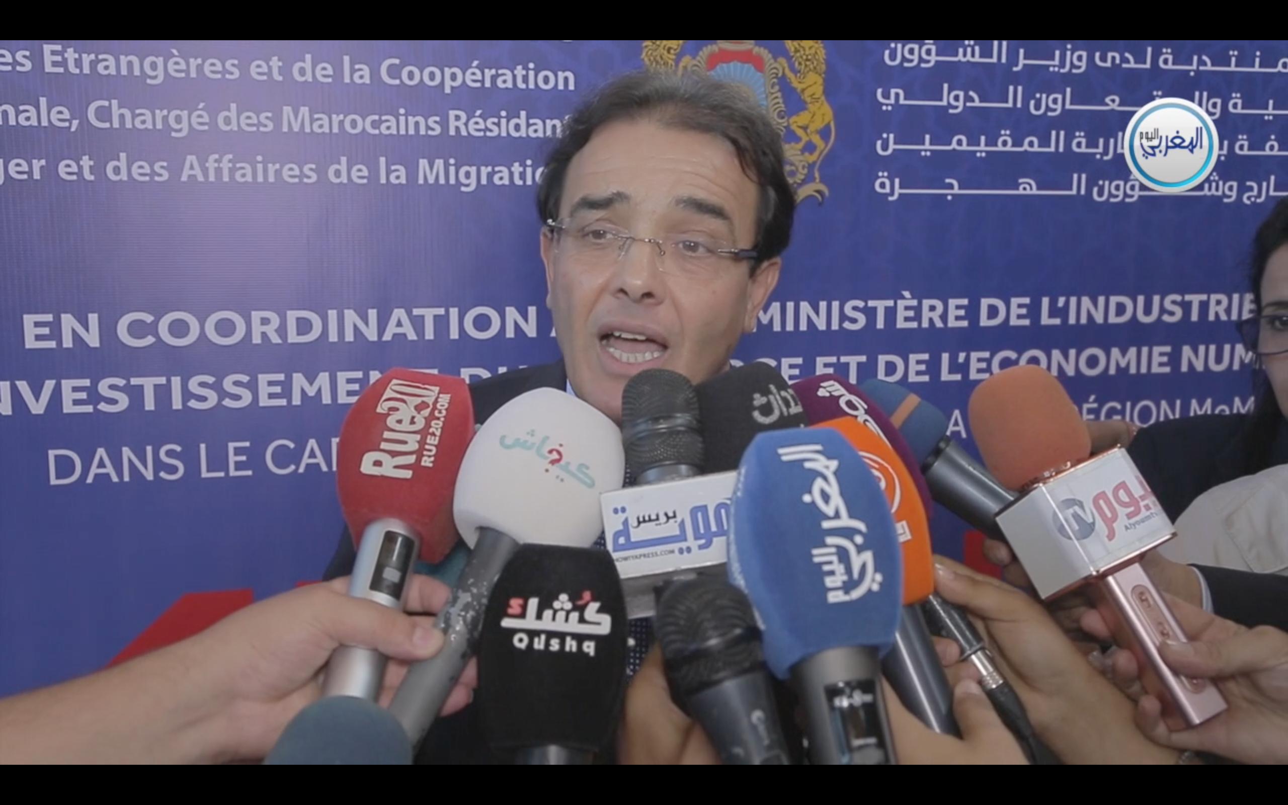 بالفيديو… بنعتيق يجمع ثلة من خبراء المغرب وكندا حول صناعة الطيران