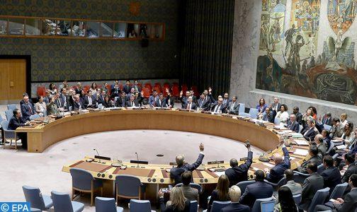 مجلس الأمن يمدد مهمة بعثة المينورسو لستة أشهر