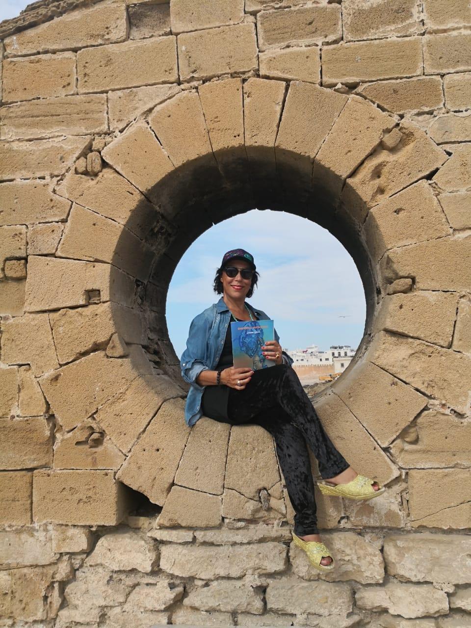 ترتيل الصور في أعمال لبابة لعلج… قاعة الطيب الصديقي برواق دار الصويري