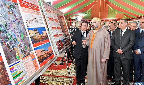 الملك محمد السادس يتحرك في كل الاتجاهات… إعطاء دفعة قوية للحفاظ على عدد من المدن العتيقة
