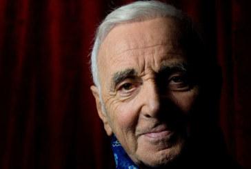 وفاة المغني الفرنسي الشهير شارل أزنافور عن 94 عاما