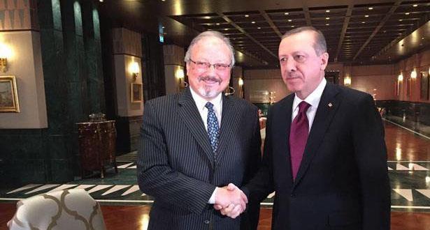 أردوغان في أول تعليق له على اختفاء السعودي جمال خاشقجي