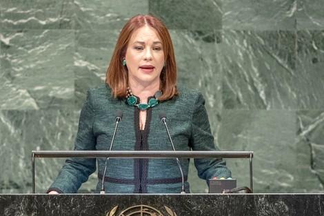 """ماريا فرناندا اسبينوزا: مؤتمر مراكش حول الهجرة """"سيكلل بنجاح كبير"""""""