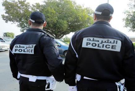 فتح تحقيق بخصوص شريط فيديو ظهر فيه شخص يهدد الشرطة