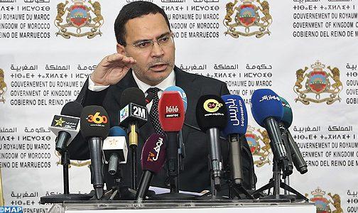 الخلفي: الدعم المالي لن يغير من موقف المغرب الثابت بعدم لعب دور الدركي في مجال الهجرة السرية