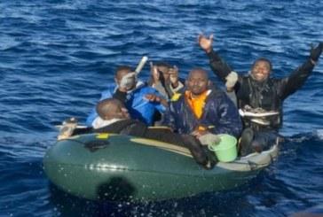 إنقاذ 143 شخصا من بلدان إفريقيا جنوب الصحراء بعرض سواحل الناظور وطنجة
