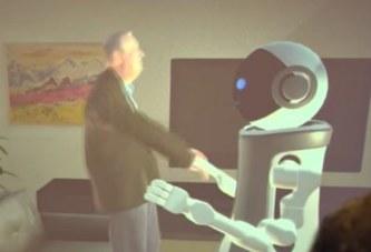 روبوتات للمسنين