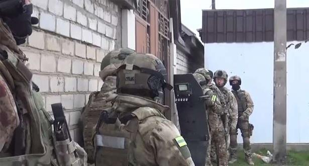 """روسيا .. توقيف """"خلية نائمة"""" تابعة لتنظيم """"داعش"""""""
