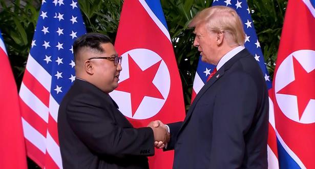 الاتفاق على عقد لقاء ثنائي جديد بين ترامب وكيم