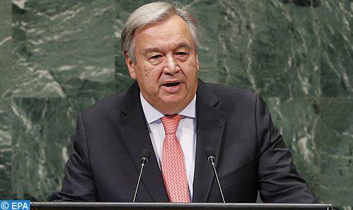 الصحراء: الأمين العام للأمم المتحدة يرحب بقرار المغرب والجزائر بالمشاركة في المائدة المستديرة بجنيف