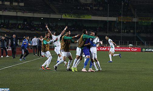 """كأس """"الكاف"""" 2018… الرجاء البيضاوي يتوج باللقب على حساب فيتا كلوب الكونغولي"""