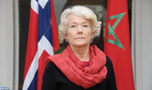 """سفيرة النرويج بالرباط تدعو ل""""عدم الاستسلام للخوف"""" بعد مقتل السائحتين الإسكندنافيتين"""