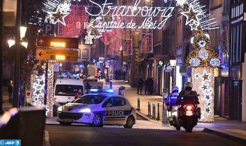 الحكومة الفرنسية ترفع مستوى الـتأهب الأمني عقب حادث ستراسبورغ