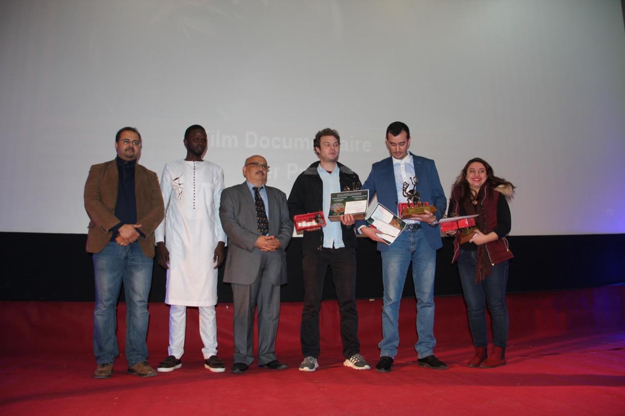 وقائع حفل اختتام الدورة العاشرة للمهرجان الدولي لفيلم الطالب