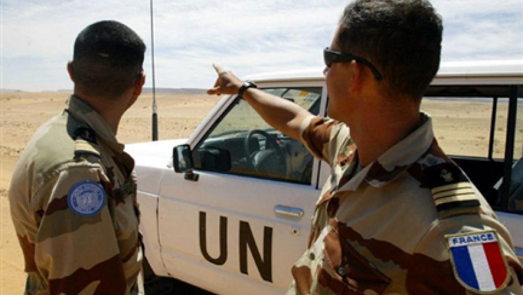 """رئيس بعثة """"المينورسو"""" يحذر أفرادها من تهديدات انفصالية"""