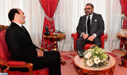 الملك محمد السادس يعين محمد بنعليلو في منصب الوسيط