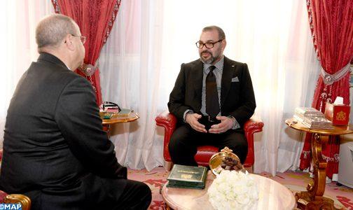 الملك يعين شوقي بنيوب في منصب المندوب الوزاري المكلف بحقوق الإنسان