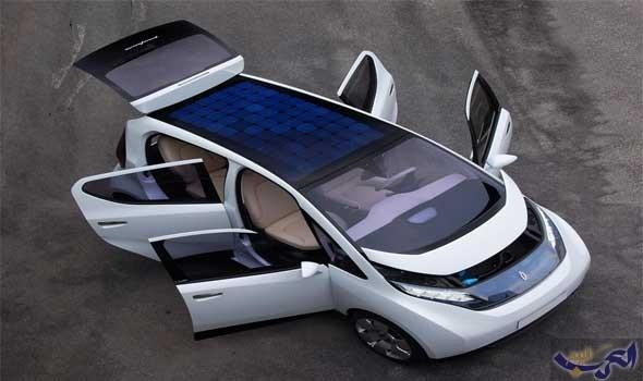 طلبة مغاربة يعكفون على تطوير سيارة تعمل بالطاقة الشمسية