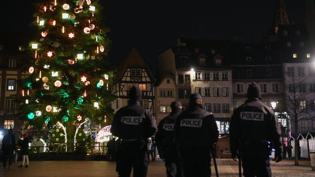 """فرنسا: منفذ اعتداء ستراسبورغ بايع تنظيم """"داعش"""" في شريط فيديو"""