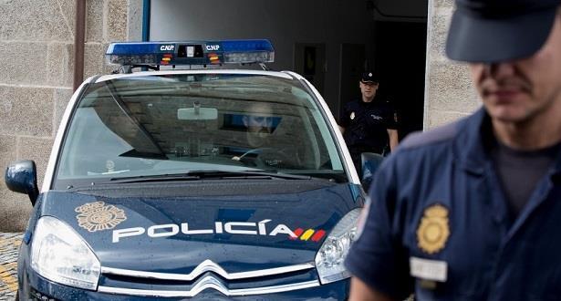 الأمن الإسباني يعتقل مغربيا للاشتباه في انتمائه لمنظمة إرهابية