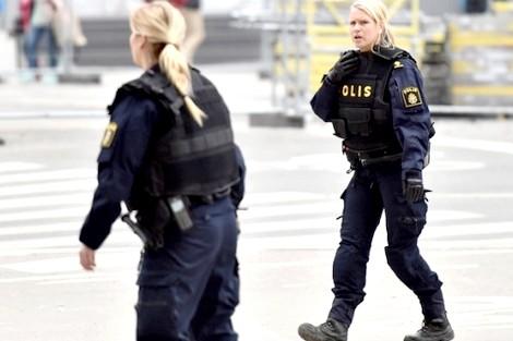 السويد… توقيف ستة أشخاص خططوا للقيام بعمليات إرهابية