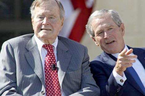 وفاة الرئيس الأمريكي الأسبق جورج بوش عن 94 عاما