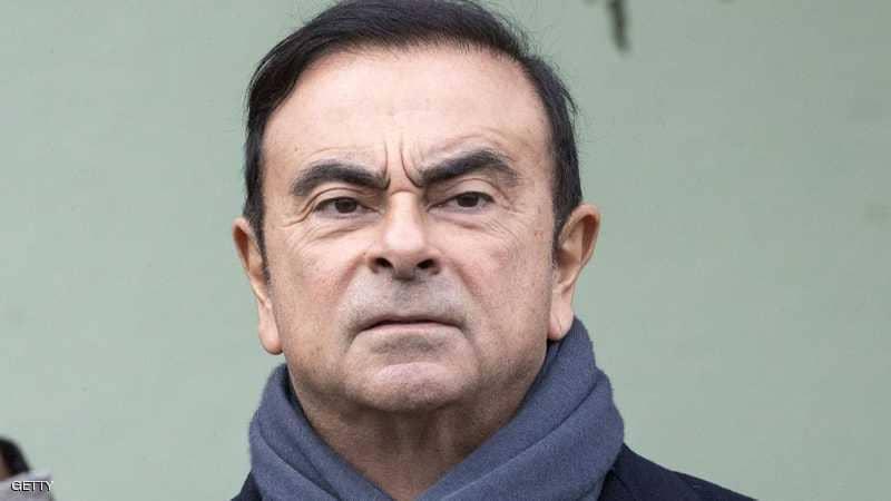 تمديد حبس كارلوس غصن في اليابان