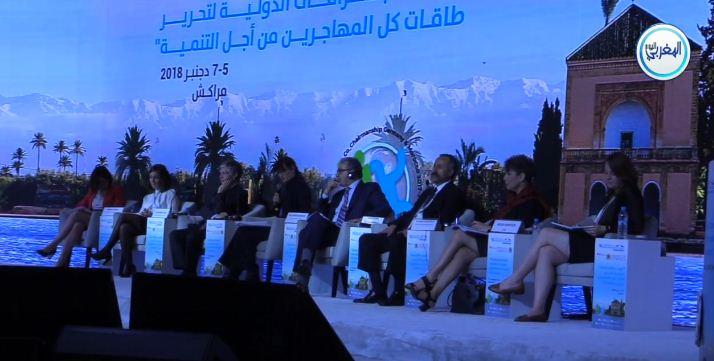 بالفيديو… أبرز مشاهد اختتام المنتدى العالمي للهجرة والتنمية بمراكش