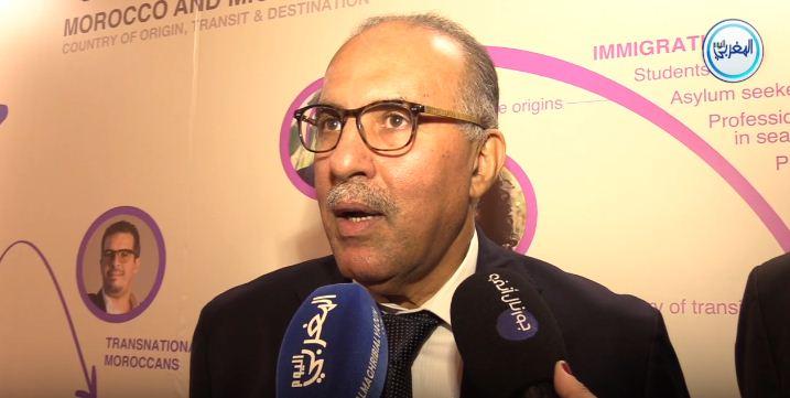 """بالفيديو… عبد المولى عبد المومني: """"النموذج التعاضدي قادر على توفير رعاية شاملة للمهاجرين"""""""