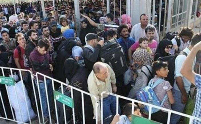 عودة ألفي لاجئ سوري إلى بلادهم في يوم واحد