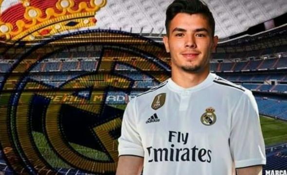 لاعب مغربي جديد يعزز صفوف ريال مدريد