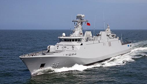 البحرية الملكية تساعد أوروبا في محاربة الإرهاب