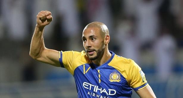 أمرابط يفوز بلقب أفضل لاعب أجنبي بالدوري السعودي خلال 2018