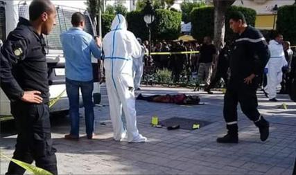تونس.. انتحاريان يفجران نفسيهما خلال مواجهات مع الأمن