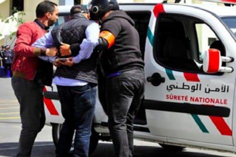 سيدي بنور… شرطي يطلق رصاصة تحذيرية لتوقيف مجرم خطير
