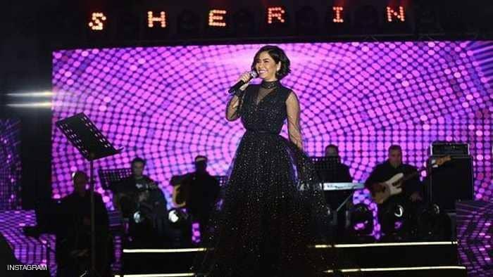 بلاغ جديد ضد المغنية شيرين بتهمة إهانة مصر