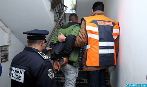 اعتقال نيجيري بتهمة تهريب الكوكايين بمطار محمد الخامس