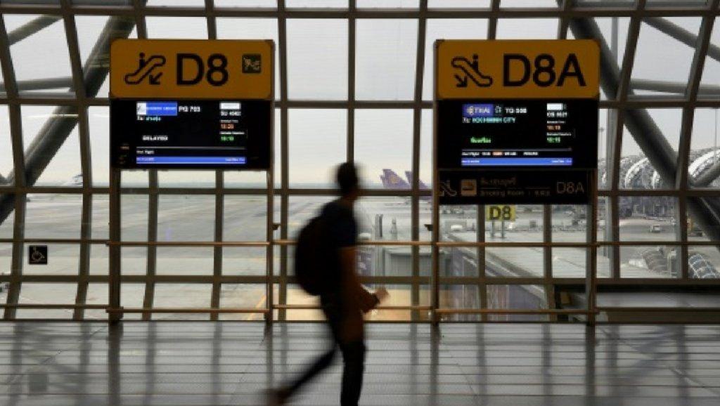 شابة موقوفة في مطار بانكوك تعرب عن خوفها من العودة للسعودية