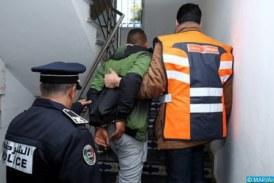 إعتقال شخص متهم في قضية محاولة الاختطاف تحت التهديد بالفقيه بن صالح