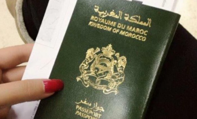 """""""الباسبور"""" المغربي يتسلق المراتب في تصنيف جديد"""