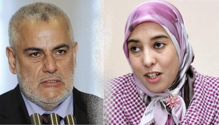 """""""حجاب ماء العينين"""" يعيد الجدل مرة أخرى داخل المغرب حول الحياة """"الخاصة"""" للإسلاميين"""