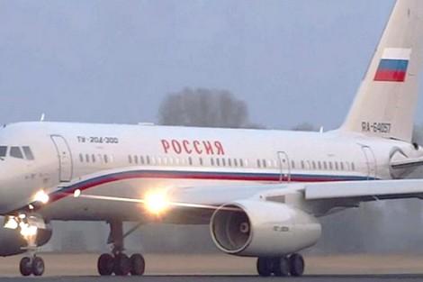 إفشال محاولة اختطاف طائرة روسية كانت تقوم برحلة داخلية
