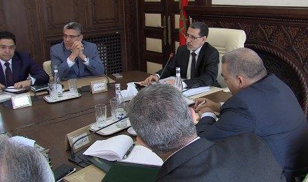 العثماني يطالب وزراءه بالتصريح بممتلكاتهم في أقرب الآجال